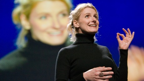 elizabeth gilbert ted talk