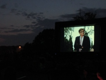 """Night of the Living Dead"" view last year"